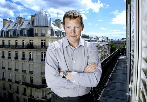 Financier Nathaniel Rothschild