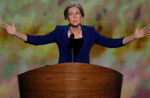 Wall Street CEOs Strut While Middle Class Suffers, Warren Says