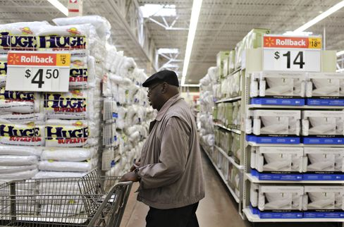 Wal-Mart Plans to Boost Headcount
