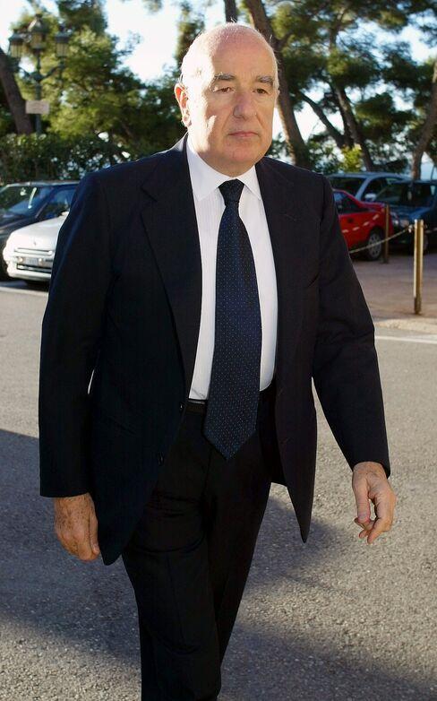 Billionaire Joseph Safra