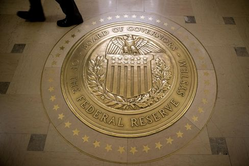 The Board of Governors of the Federal Reserve Seal
