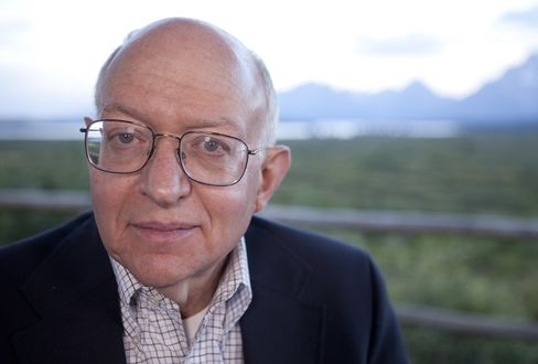 Harvard University Professor Martin Feldstein