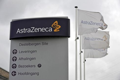 Failed AstraZeneca Drugs Seen Holding Key to Next Viagra