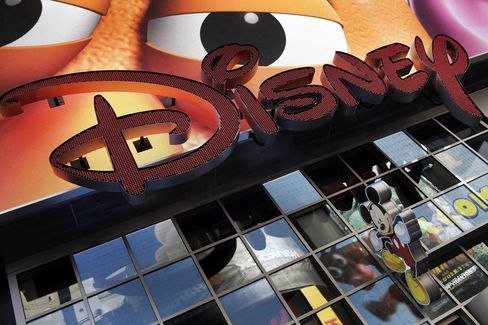 Disney's Shareholders Reject Call to Split Chairman-CEO Jobs