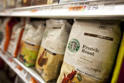 Kraft Sues Starbucks Over Branded Coffee Sales