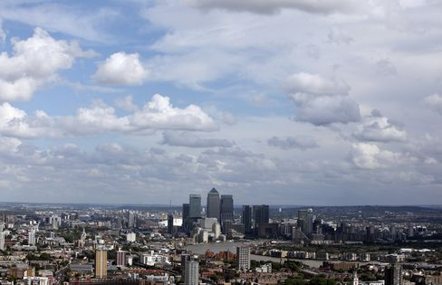 London Bankers Become Landlords as Rents Hit Record