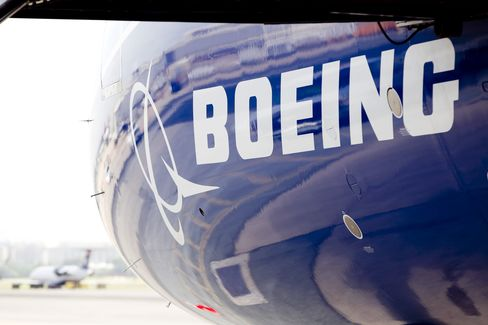 Boeing Co. Aircraft