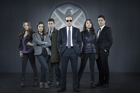 Disney's ABC Bets on Marvel Heroes to Fuel New Television Season