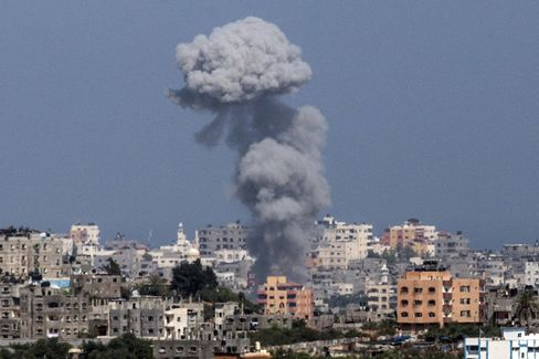 Israel Aims to Crush Hamas Military Might as Cities Under Fire
