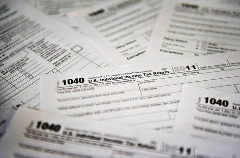 Deal to Avert U.S. Fiscal Cliff Could Start With Alternate Tax