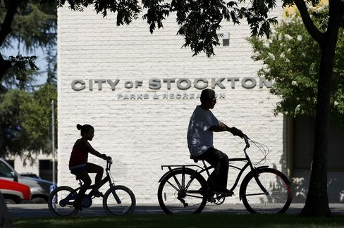 Stockton, California, to File for Bankruptcy as Talks Fail
