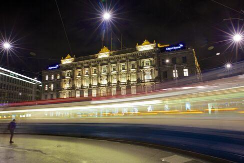 Credit Suisse Headquarters
