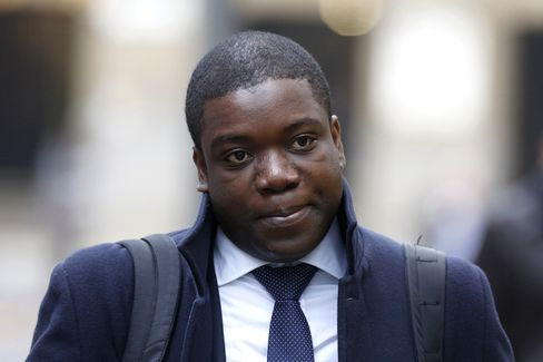 Adoboli's Ex-Manager Sues UBS