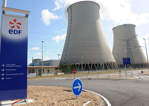 EDF to Buy Constellation Nuclear Venture Stake $249 Million