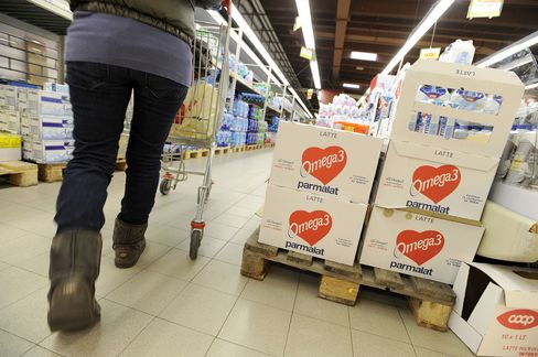 Italy Seeks Block Lactalis From Gaining Control of Parmalat