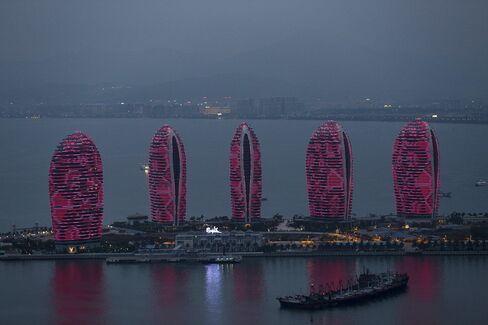 CHINA HAINAN ECONOMY