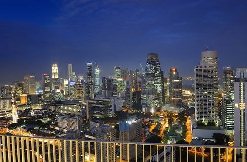 Singapore REITs Yield World's Best Returns
