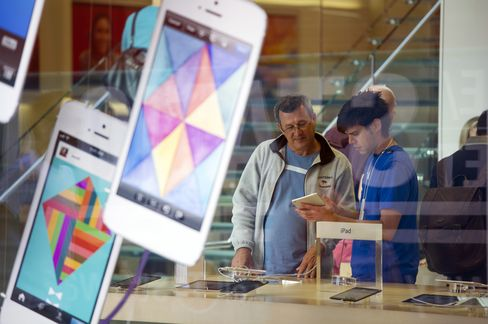 Apple Returning $55 Billion to Investors as Forecast Trails