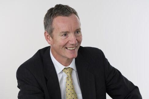 Tullow Oil Plc Chief Executive Officer Aidan Heavey
