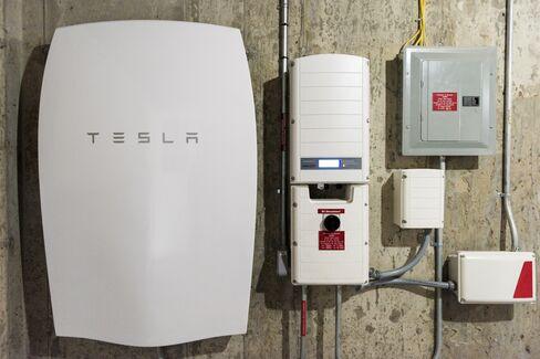 Tesla Powerwalls for Home Energy Storage Hit U S  Market