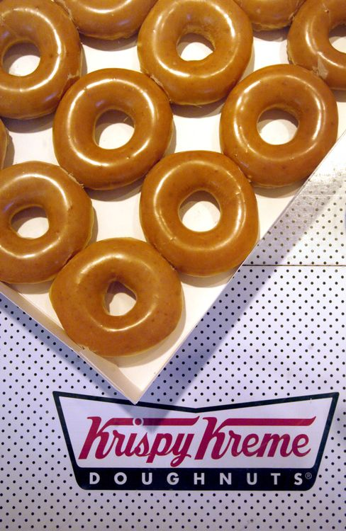 Krispy Kreme Surging 21% as Hot Sales Spur Takeover Talk
