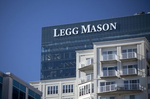 Legg Mason Is Said to Name Sullivan CEO After Five-Month Search
