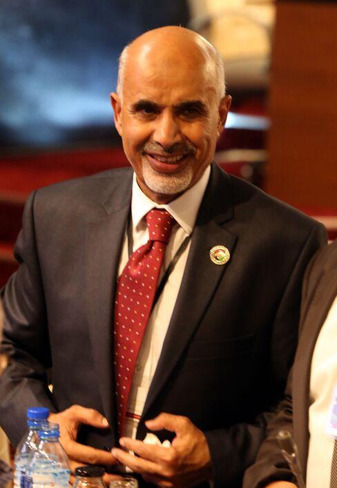 Interim President Mohammed Yussef Magariaf