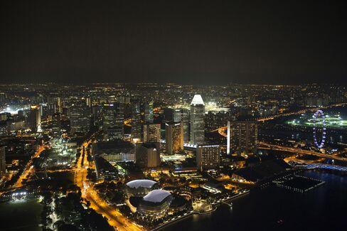 Singapore Regulator Said to Plan Bank Reprimand on Rate Rigging