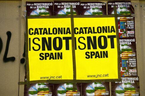 Catalan Vote Seen Highlighting Pressure for Split From Spain
