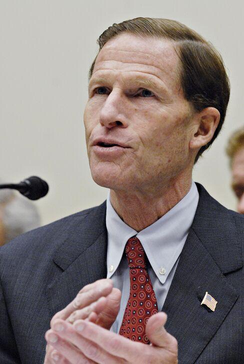 State Attorney General Richard Blumenthal
