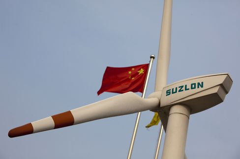 Suzlon Bonds Rally Most in Two Years on Redemption