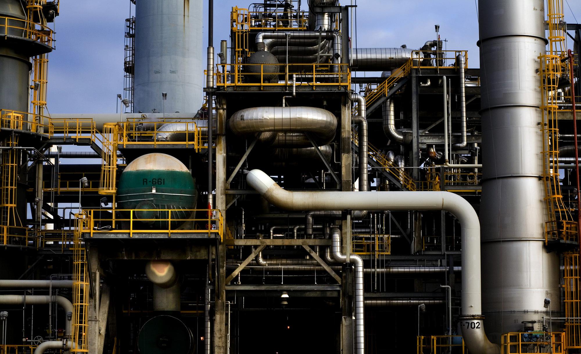 Exxon Posts Smallest Profit Since 1999 Amid Global Oil Slump