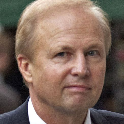 BP CEO Robert Dudley