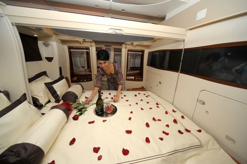 Malaysian Air A380s Tout Widest Seats in the Sky