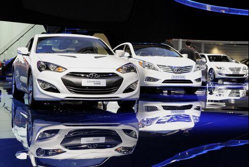 Impala to Fusion Impress as Detroit Stymies Hyundai-Kia