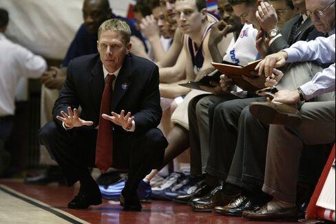 Gonzaga University Head Coach Mark Few