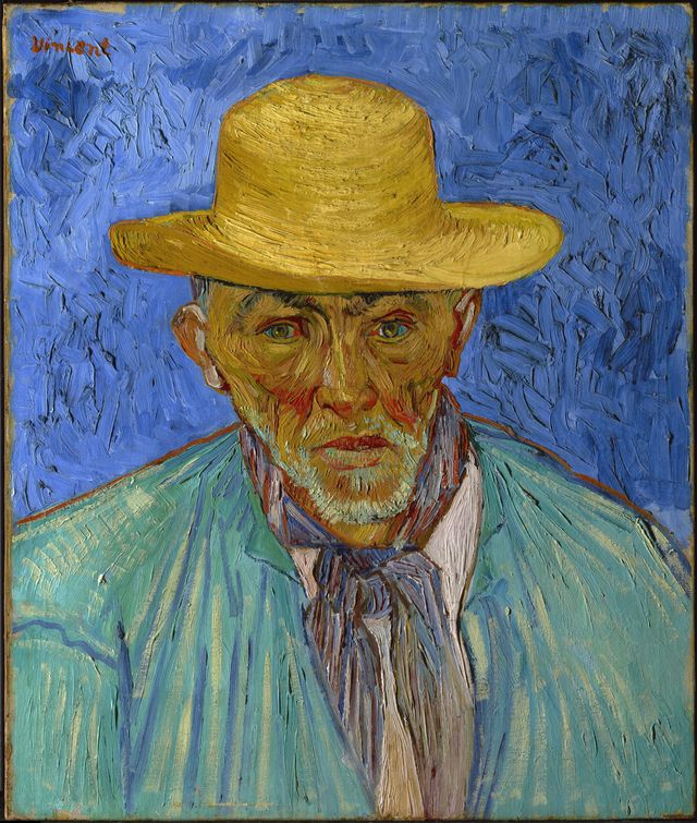 Picture suggestion for Van Gogh Scream