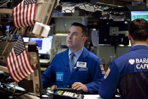 U.S. Stocks Advance on Japan Bonds Pledge