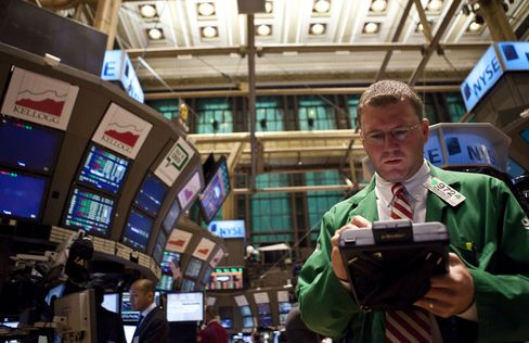S&P 500 Climbs to Pre-Lehman Level; Copper, Cotton Advance