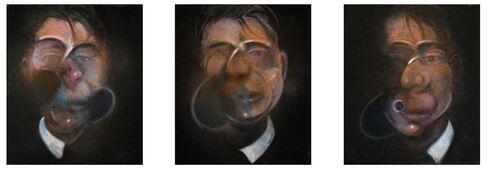 'Three Studies for a Self-Portrait'