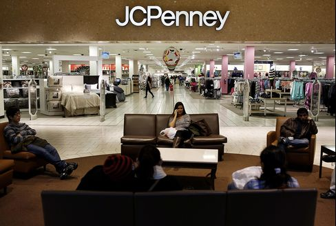 J.C. Penney Falls on Report CIT Stopped Funding Some Suppliers