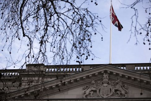 U.K.'s Downgrade Seen Meaningless as Gilts Outperform AAA Bunds