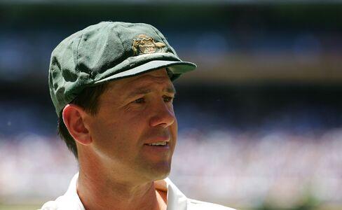 ustralia's Cricket Captain Ponting Ruled Out Sydney Test