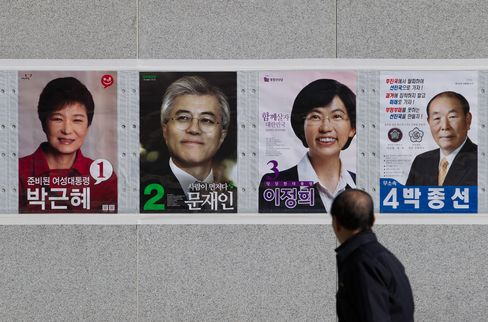 Korean Ties May Thaw After Election Even as North Readies Rocket