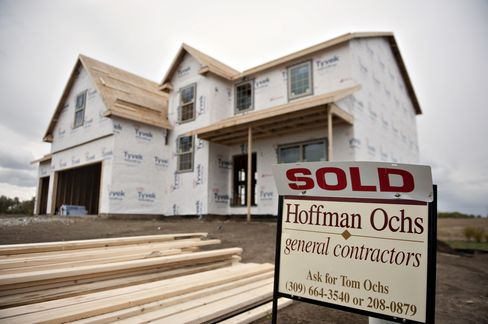 Sales of New U.S. Homes Increased in November to Two-Year High
