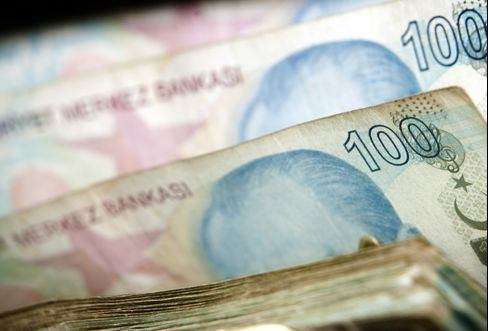 HSBC Says Sell Lira as Goldman Predicts Decline