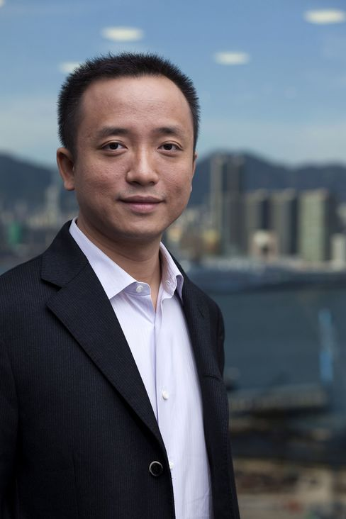 Shanda Games CEO Alan Tan