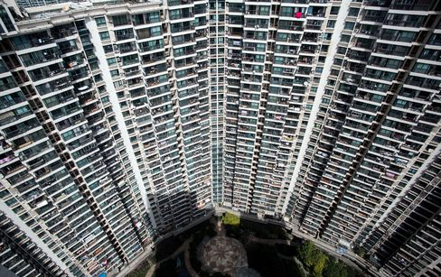 TOPSHOT-CHINA-POLITICS-HOUSING