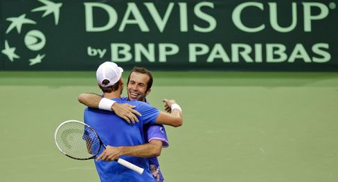 Defending Champion Czech Republic Returns to Davis Cup Final