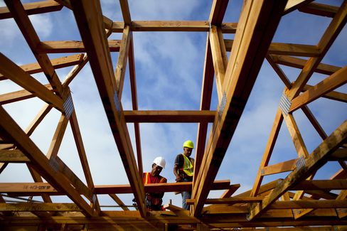 Sales of New U.S. Homes Rose in October by Most in Three Decades